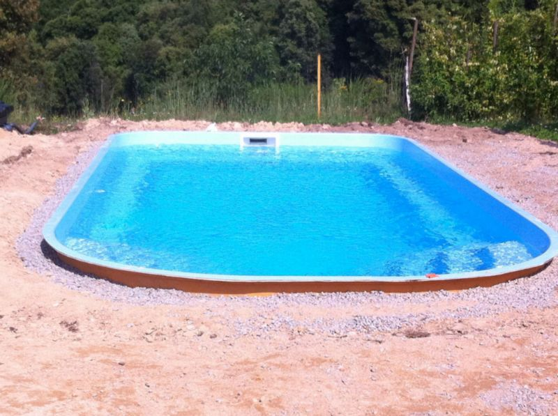 Piscine semi kit eric piscines installateur de piscine for Realiser sa piscine